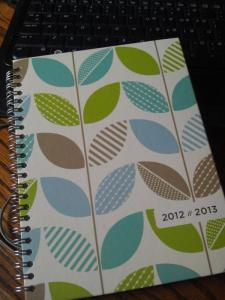 2012 Agenda